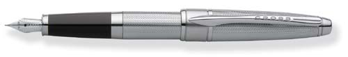 Apogee Chrome Fountain Pen