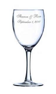 8 1/2 oz Nuance Wine Goblet