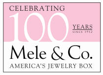 Personalized Jewely Boxes Mele Logo
