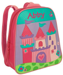 Girls Castle Backpack