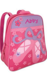 Girl Ballet Backpack