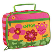 New Flower Lunch Box