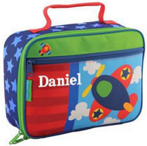 Stephen Joseph Airplanes Lunch Box