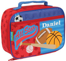 Boys Sports Lunchbox