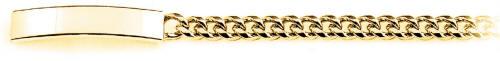 Speidel Yellow Ladies ID Bracelet