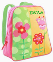 New Flower Kids Backpack