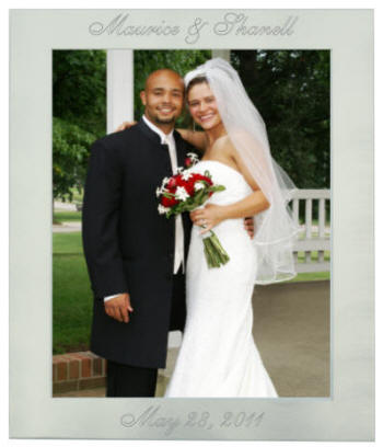 4x6 Satin Finish Picture Frame