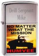 Humvee Mission Zippo