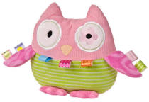 Taggies Oodles Owl Soft Toy