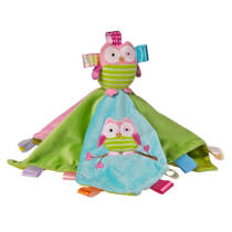 Personalized Taggies oodles Character Blanket